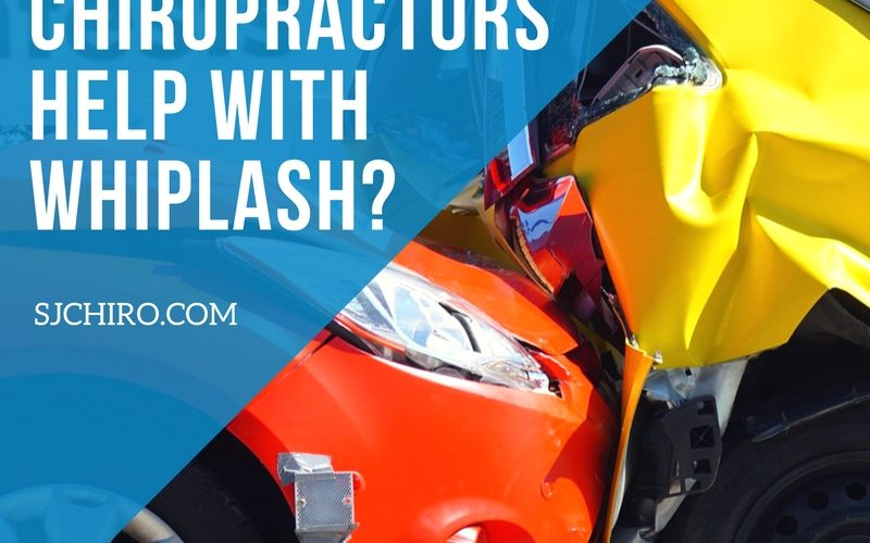 Can Chiropractors help with whiplash?