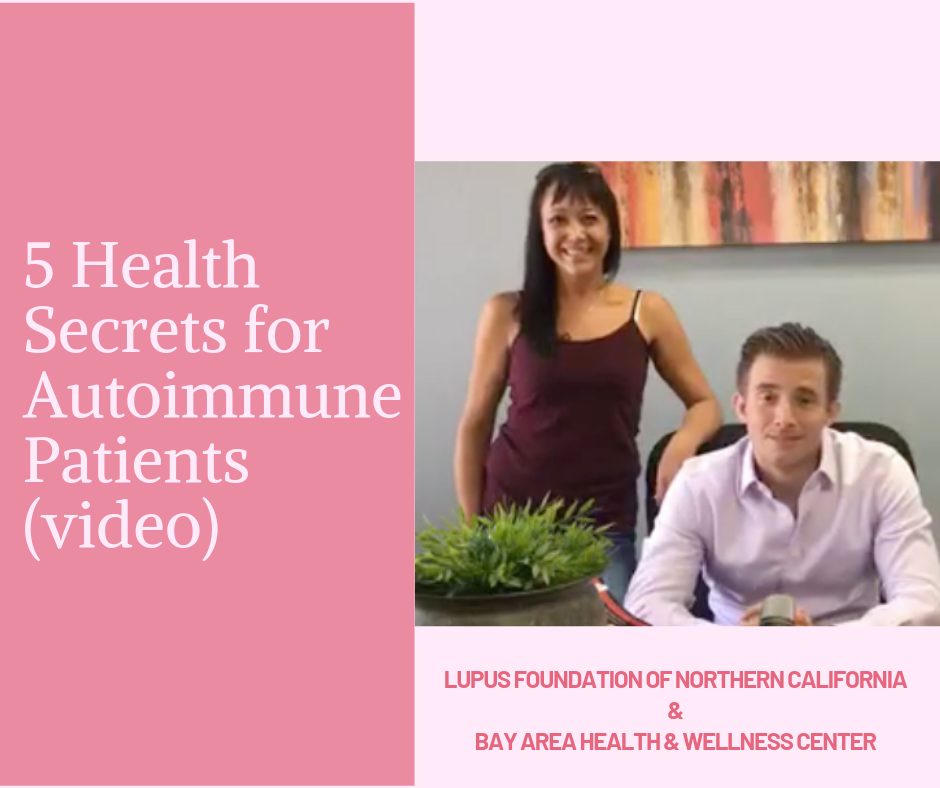 5 health secrets for autoimmune disease patients